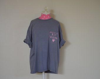 "Marina And The Diamonds ""RIP Electra Heart"" Tee Shirt"