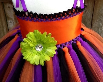 Simplee enchanting tutu dress & removable sash, halloween dress, special occasion dress, dress up