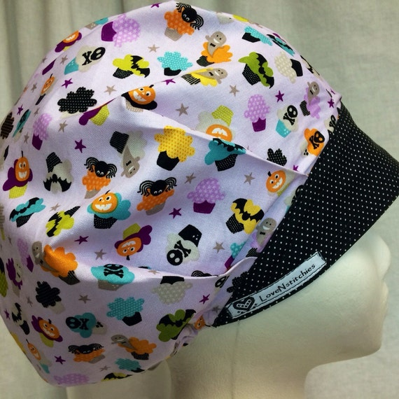 surgical hats bouffant surgery cap scrub hat cool