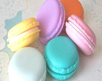french macaron trinket box-  macaron jewelry box