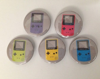 Gameboy Color 1.5in Buttons