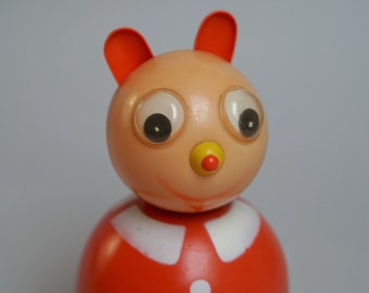 Roly - poly doll   Vintage   USSR
