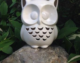 Owl garden decor Etsy