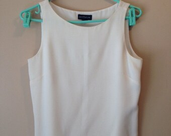 Ann Taylor Simple Sleeveless