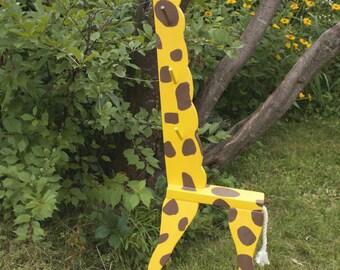 Giraffe Clothes Tree