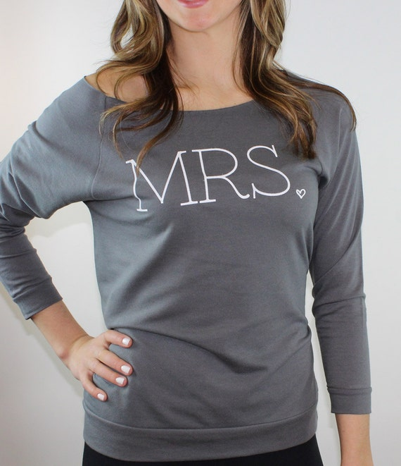 Loving this Mrs. shirt