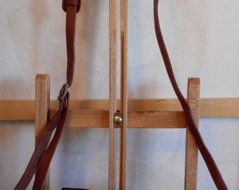 Vintage Leather Shoulder Bag BREE