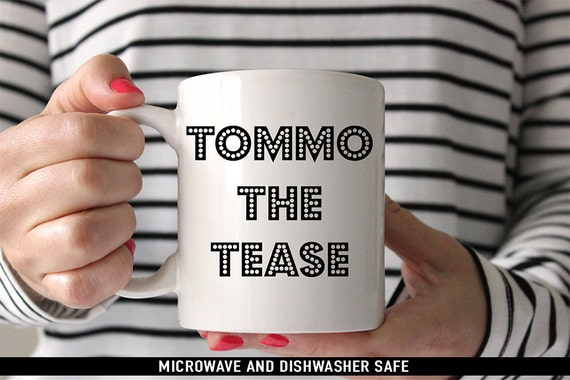 Coffee Mug Tommo the Tease - Louis Tomlinson Coffee Mug