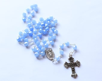 Morning Blue Rosary
