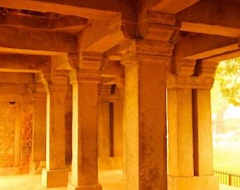 India photography, New Delhi, architecture, architectural print,