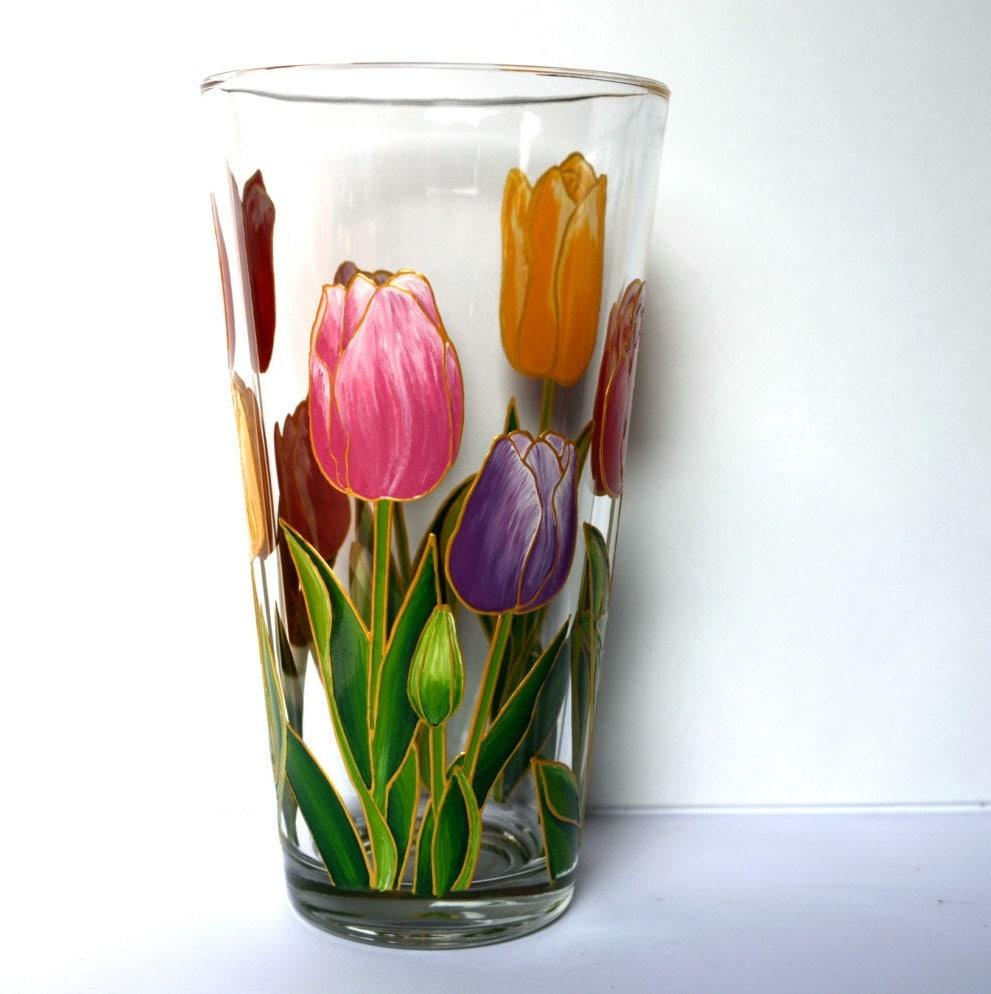flower glass vase designs wwwimgkidcom the image kid
