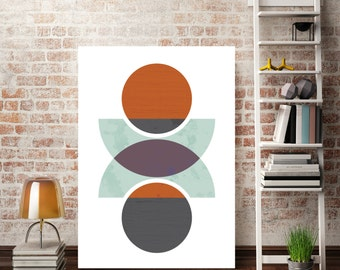 Fine art print, abstract print, modern wall art, geometric print, original artwork, fine art, original art prints, original art work