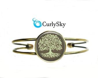 Gift For Mom Bracelet Mom Tree Bracelet Mother Tree Bracelet Tree of life Mom Bracelet Tree of Life Mother Bracelet Bangle Jewelry Mom Gift
