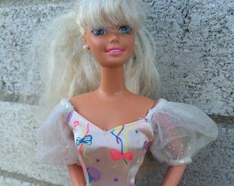Vintage Happy Birthday Barbie