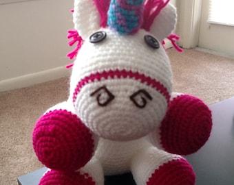 Fluffy Unicorn