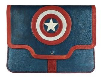 Captain America Geek Tablet Sleeve