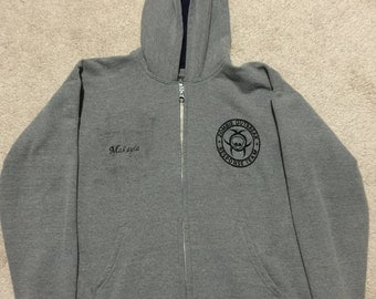 Zombie Response Team Embroidered Hoodies
