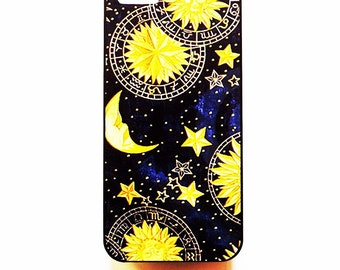 iPhone 6 Case Cover Moon Sun iPhone 6 Hard Case Tarot Zodiac  Back Cover For iPhone 6 Slim Design Case Astrology