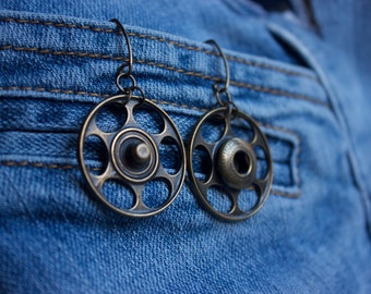 "earrings ""inseparable Lia"""