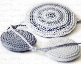Cool grey Crochet jewelry Blue gray Long necklaces Grey sky Crochet necklace Rainy sky Blue grey Dark clouds Gray sky Grey colour Spring