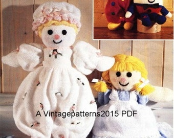 Toy Knitting Pattern PDF Download