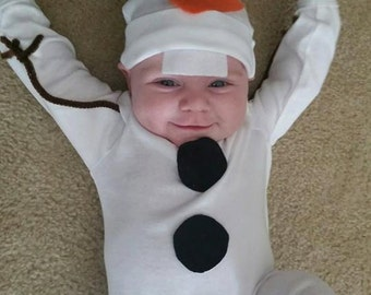 Olaf Costume - Baby & Infant