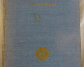 Don't Break the Seal - suspense novel by A.M. Burrage