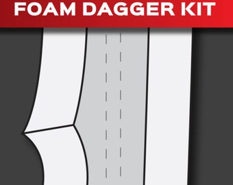 Start-2-Finish Foam Dagger Kit