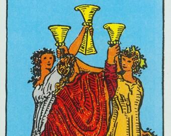 5 Card Week Ahead Tarot Card Reading