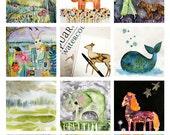 Watercolor Online Workshop Watercolor Wyanne's Way