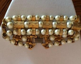 Vintage KRAMER Bracelet    SALE