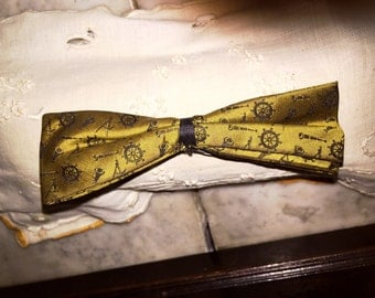 Vintage Ormond Nautical Bowtie