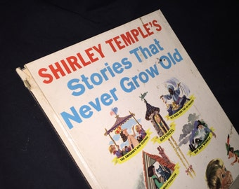 1958 Shirley Temple's  Stories
