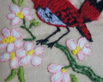 Little Red Bird Needlework