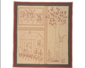 Indygo Junction - Storybook Stitches - Book II - Bunnies & Bears