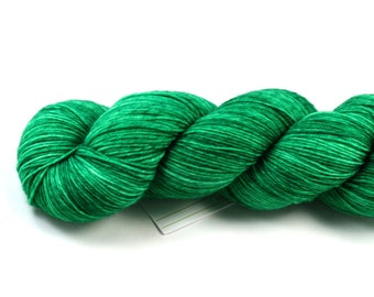 Odette--hand dyed sock yarn, BFL and nylon, (464yds/100gm)