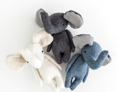 the dear ones | elephant softie (made to order)