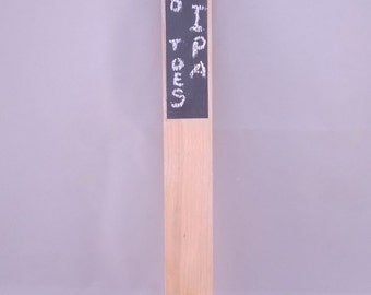 Chalkboard Tap Handle - Man Cave - FREE Shipping to U.S.
