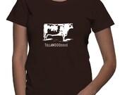Tillamook County Cow T Shirt