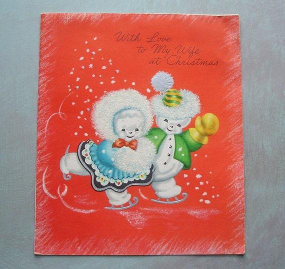 Vintage Snowmen 5