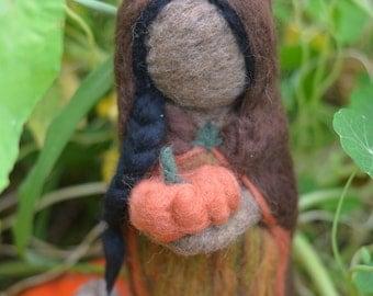 Pumpkin Goddess
