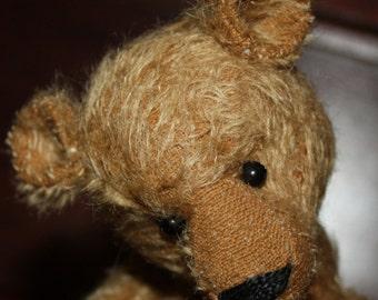 Just Plain Ted,Full  Mohair Kit  Pattern