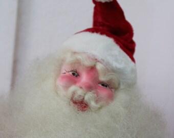 """Large vintage Santa Clause 14"""" Harold Gale Display Mid century VINTAGE by Plantdreaming"""