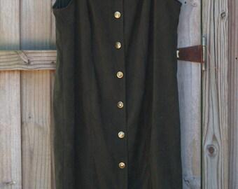 90's grunge dress (14/L/XL)