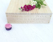 Personalised Wooden Anniversary Cake Stand