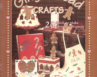 Easy Gingerbread Crafts – 20 Quick-to-Make Christmas Projects by Vicki Blizzard & Laura Scott - TIB12314
