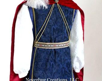 Snow White's Prince Charming Custom Costume