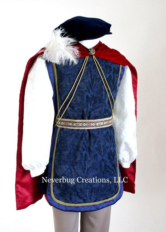 snow white s prince charming custom costume