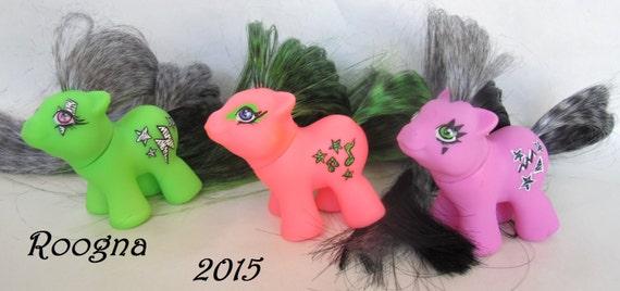 Rockin Custom My Little Pony Ponies Rock