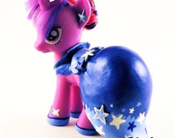 Custom My Little Pony Twilight Sparkle in Gala dress